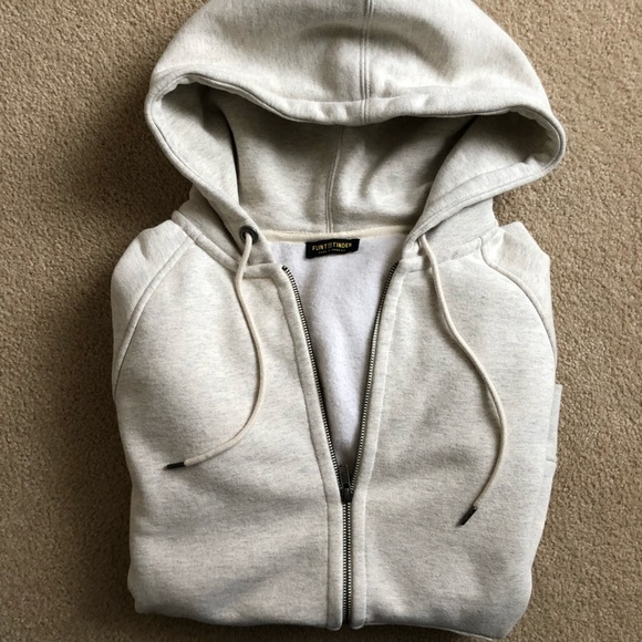 Flint and Tinder Other - Flint and Tinder 10 year hoodie L cream a4d78d77f